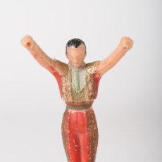 Figuras de Goma y PVC: TORERO (BANDERILLERO), DE REAMSA, GOMA, AÑOS 50. Lote 26436553