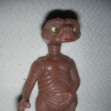 Figuras de Goma y PVC: FIGURA DE ET CON OJOS MOVILES. Lote 26593155