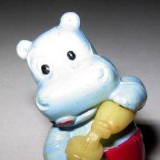 Figuras Kinder: HIPOPÓTAMO KINDER SORPRESA FERRERO. Lote 26685890