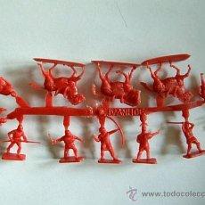 Figuras de Goma y PVC: MONTAPLEX 1 COLADA DE IVANHOE DEL SOBRE Nº 139. Lote 192233508