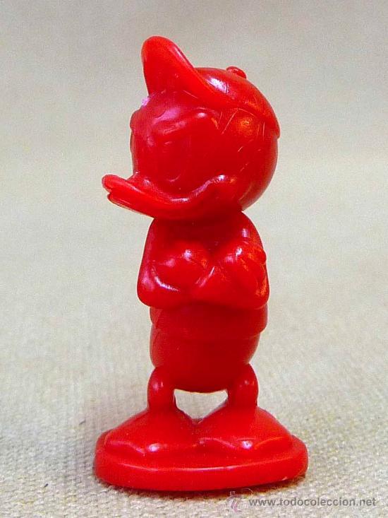 Figuras de Goma y PVC: FIGURA PREMIUM , FIGURA DE PLASTICO, HIJO DEL PATO DONALD, WALT DISNEY, 4 CM - Foto 2 - 27719794