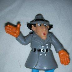 Figuras de Goma y PVC: ANTIGUA FIGURA DEL INSPECTOR GADGET NUEVO - ENVIO GRATIS A ESPAÑA. Lote 38004188