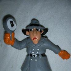 Figuras de Goma y PVC: ANTIGUA FIGURA DEL INSPECTOR GADGET NUEVO 2 - ENVIO GRATIS A ESPAÑA. Lote 39168743