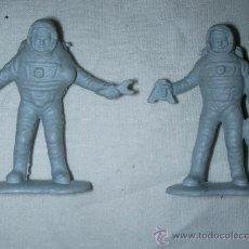 Figuras de Goma y PVC: ANTIGUA FIGURA ASTRONAUTAS - ENVIO INCLUIDO A ESPAÑA. Lote 27543165