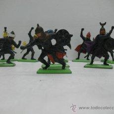 Figuras de Goma y PVC: LOTE DE FIGURITAS DEETAIL FABRICADOS EN PASTICO. Lote 27706996