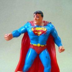 Figuras de Goma y PVC: FIGURA DE PVC, SUPERMAN, FABRICADO POR COMIC SPAIN, 1990S. Lote 27913590