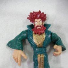 Figuras de Goma y PVC: FIGURA HOMBRE BARBA MEDIAVAL - ENVIO GRATIS A ESPAÑA. Lote 27988386
