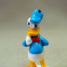 Figuras de Goma y PVC: FIGURA DE PLASTICO, PVC, PATO DONALD, 4 CM. Lote 28399137