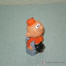 Figuras de Goma y PVC: FIGURA EL BOTONES SACARINO , EN GOMA BLANDITA FABRICADA POR JUGASA AÑOS 80. NUEVA A ESTRENAR. Lote 28307354