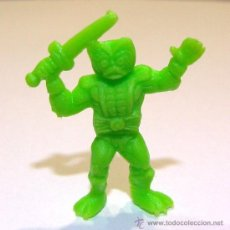 Figuras de Goma y PVC: DUNKIN - FIGURA PREMIUM MER-MAN PHOSKITOS SERIE HE-MAN HEMAN MASTERS DEL UNIVERSO MOTU - MATTEL 1985. Lote 28148230