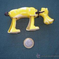 Figuras de Goma y PVC: PREMIUM DISNEY VINTAGE RAMPWALKERS MUÑECOS ANDADORES PLUTO EL PÈRRO DE MICKEY VER FOTOS. Lote 28164283