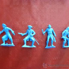 Figuras de Goma y PVC: PIRATAS. Lote 111631696