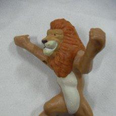 Figuras de Goma y PVC: 1 LEON1 - ENVIO INCLUIDO A ESPAÑA. Lote 28688498