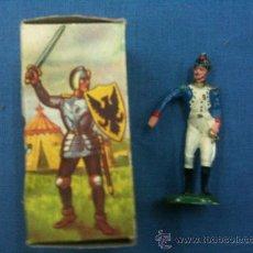 Figuras de Goma y PVC: FIGURA SOLDADO FRANCES CON CAJA. Lote 28749254