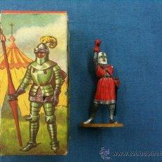 Figuras de Goma y PVC: FIGURA STARLUX MEDIEVAL CON CAJA. Lote 28749299