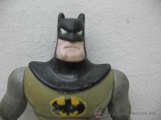 Figuras de Goma y PVC: BATMAN -MUÑECO DE GOMA CON BRAZOS ARTICULADOS - Foto 2 - 28756074