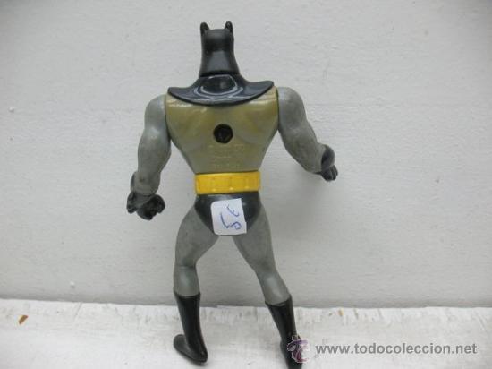 Figuras de Goma y PVC: BATMAN -MUÑECO DE GOMA CON BRAZOS ARTICULADOS - Foto 3 - 28756074