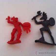 Figuras de Goma y PVC: LAFREDO. LOTE DE DOS FIGURAS.. Lote 28821297