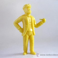Gummi- und PVC-Figuren - FIGURA DE PLASTICO DUNKIN DE LA SERIE DE TINTIN - CAPITAN HADDOCK - STENVAL - TITO - LOMBARD - 28843213