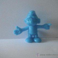 Figuras de Goma y PVC: 1 FIGURA DE LOS PITUFOS. AÑOS 80.. Lote 28928927