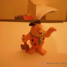 Figuras de Goma y PVC: BULLY PEDRO PICAPIEDRA PVC LOS PICAPIEDRA BULLYLAND. Lote 29011546