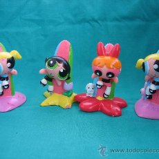 Figuras de Goma y PVC: MUÑECAS CARTOON NETWORK. Lote 29102461