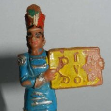 Figuras de Goma y PVC: ANTIGUA FIGURA DE CIRCO DE JECSAN - TAL COMO SE VE EN LAS FOTOGRAFIAS.. Lote 29198320