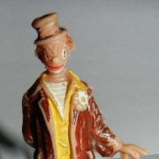 Figuras de Goma y PVC: ANTIGUA FIGURA DE CIRCO DE JECSAN - TAL COMO SE VE EN LAS FOTOGRAFIAS.. Lote 29198444