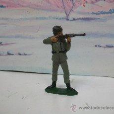 Figuras de Goma y PVC: FIGURA TEIXIDO - MILITAR DE TEIXIDOR GOMA - EJERCITO ESPAÑOL GOMA. Lote 29221807