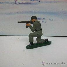 Figuras de Goma y PVC: FIGURA TEIXIDO - MILITAR DE TEIXIDOR GOMA - EJERCITO ESPAÑOL GOMA. Lote 29221811
