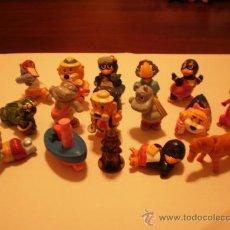 Figuras Kinder: HUEVOS KINDER SORPRESA DE FERRERO FIGURAS. Lote 29319868