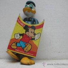 Figuras de Goma y PVC: PATO DONALD DE WALT-DISNEY PRODUCTIONS DE GOMA. Lote 29446579