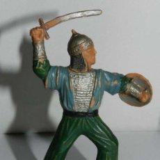 Figuras de Goma y PVC: ANTIGUA FIGURA DE ARABE, REAMSA, AÑOS 60, TAL Y COMO SE VE EN LA FOTOGRAFIA.. Lote 29596112