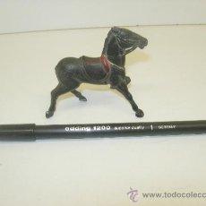 Figuras de Goma y PVC: CABALLO GOMA . Lote 29716573