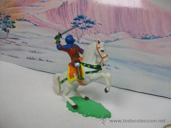 Figuras de Goma y PVC: FIGURA MEDIEVAL - FIGURA STARLUX - MEDIEVAL STARLUX - Foto 2 - 29765784