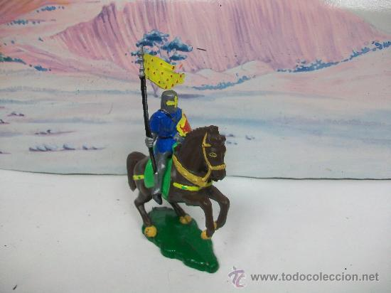 Figuras de Goma y PVC: FIGURA MEDIEVAL - FIGURA STARLUX - MEDIEVAL STARLUX - Foto 2 - 29765966