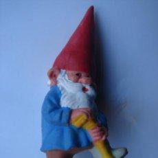 Figuras de Goma y PVC: GNOMO CON PALA - COMIC SPAIN. Lote 29850012