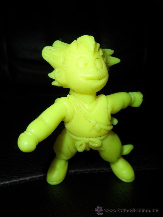 FIGURA PVC YOLANDA, DRAGON BALL SON GOKU (Juguetes - Figuras de Goma y Pvc - Otras)