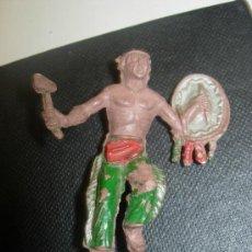 Figuras de Goma y PVC: INDIO DE GOMA DE LAFREDO. Lote 29982784