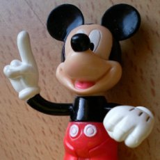 Figuras de Goma y PVC: FIGURA ARTICULADA MICKEY DISNEY. Lote 29988374