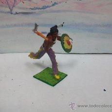 Figuras de Goma y PVC: FIGURA ELASTOLIN . INDIO ELASTOLIN - SERIE 7 CM.. Lote 29996544