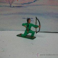 Figuras de Goma y PVC: INDIO STARLUX - FIGURA DE STARLUX - - INDIO SIOUX. Lote 30156039