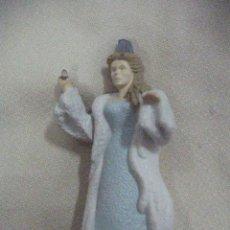 Figuras de Goma y PVC: FIGURA SEÑORA - ENVIO INCLUIDO A ESPAÑA. Lote 30218022