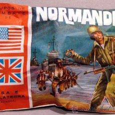Figuras de Goma y PVC: SOBRE MONTAPLEX GRUPOS DE COMBATE NORMANDIA USA INGLATERRA ALIADOS 2WW DESEMBARCO MONTAPLE. Lote 198064823