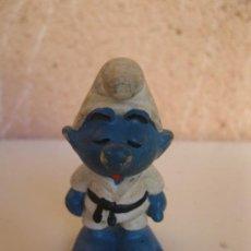 Figuras de Goma y PVC: PITUFO