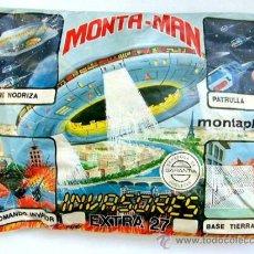 Figuras de Goma y PVC: SOBRE MONTAPLEX EXTRA Nº 27 MONTAMAN INVASORES - SOBRE CERRADO. Lote 194723120