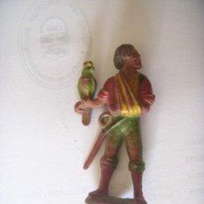 Figuras de Goma y PVC: PIRATA DE GOMA, REAMSA AÑOS 50.. Lote 30996194