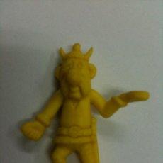 Figuras de Goma y PVC: FIGURA DUNKIN PERSONAJE ASTERIX. Lote 31154818