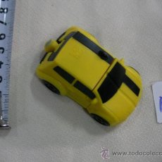Figuras de Goma y PVC: COCHE TRANSFORMABLE - ENVIO INCLUIDO A ESPAÑA. Lote 31356996