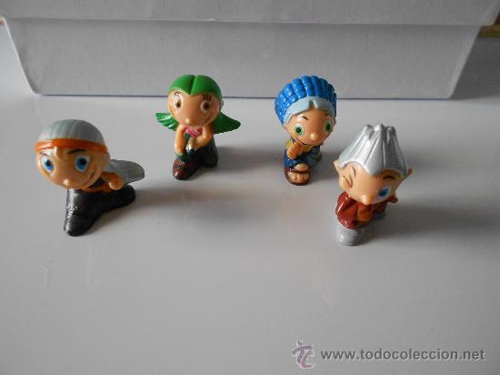 KINDER SORPRESA (Juguetes - Figuras de Gomas y Pvc - Kinder)